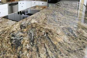 Granite Restoration Repair In