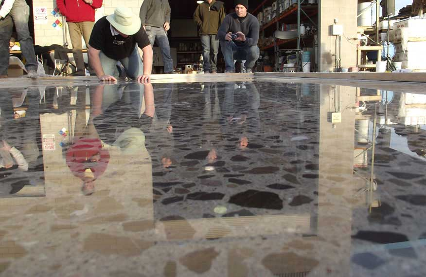 Concrete Floor Polishing Sealing Stoneshine