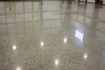 Terrazzo Floor Polishing Sealing In Southern California Stoneshine - How to clean old terrazzo floors