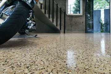 Terrazzo Floor Polishing Sealing In Southern California Stoneshine - How to maintain terrazzo floors
