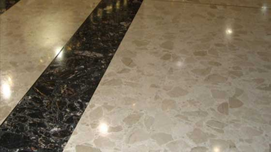 Terrazzo Floor Polishing Sealing In Southern California