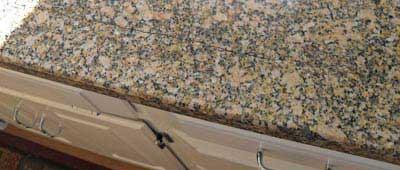 Granite Restoration Amp Repair In Southern California